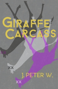 Giraffe Carcass digital cover